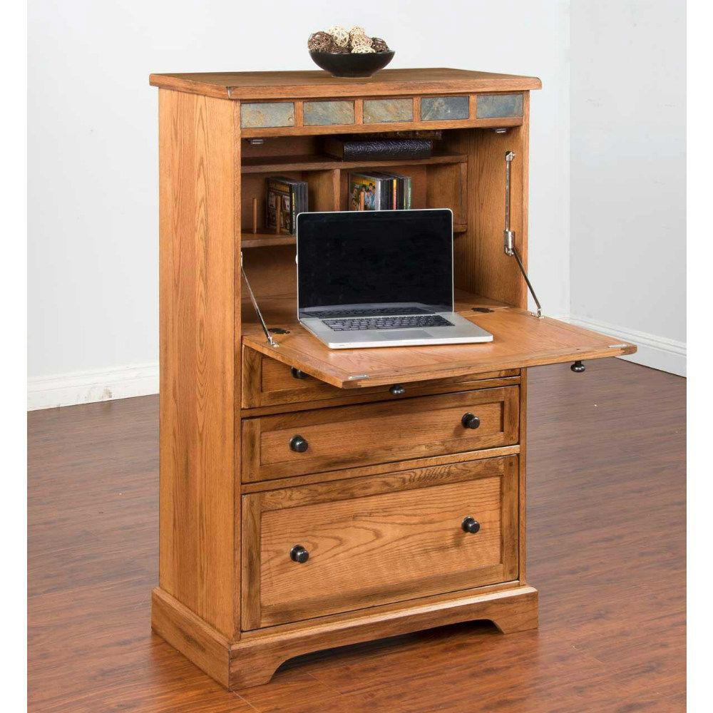 Sedona Laptop Armoire American Home Furniture And