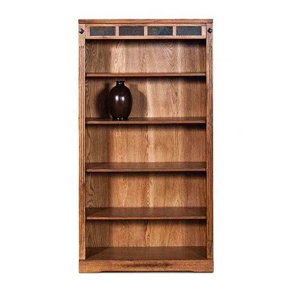 "Picture of Sedona 60"" Bookcase"