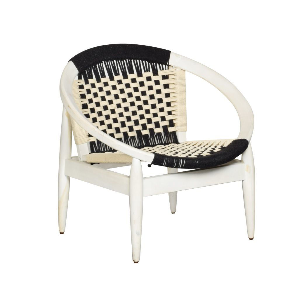 Fiona Woven Accent Chair