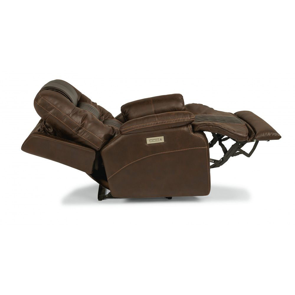 Tazar Power Recliner - Side Open