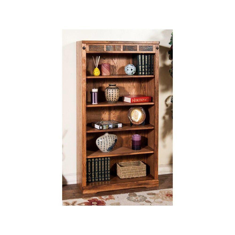 """Picture of Sedona 48"""" Bookcase"""