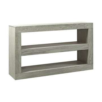 "Marcel 65"" Highboy Console - Gray"