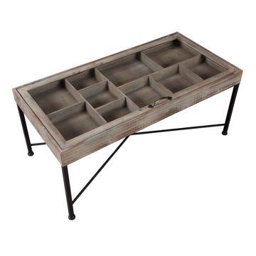 Shellmond Table