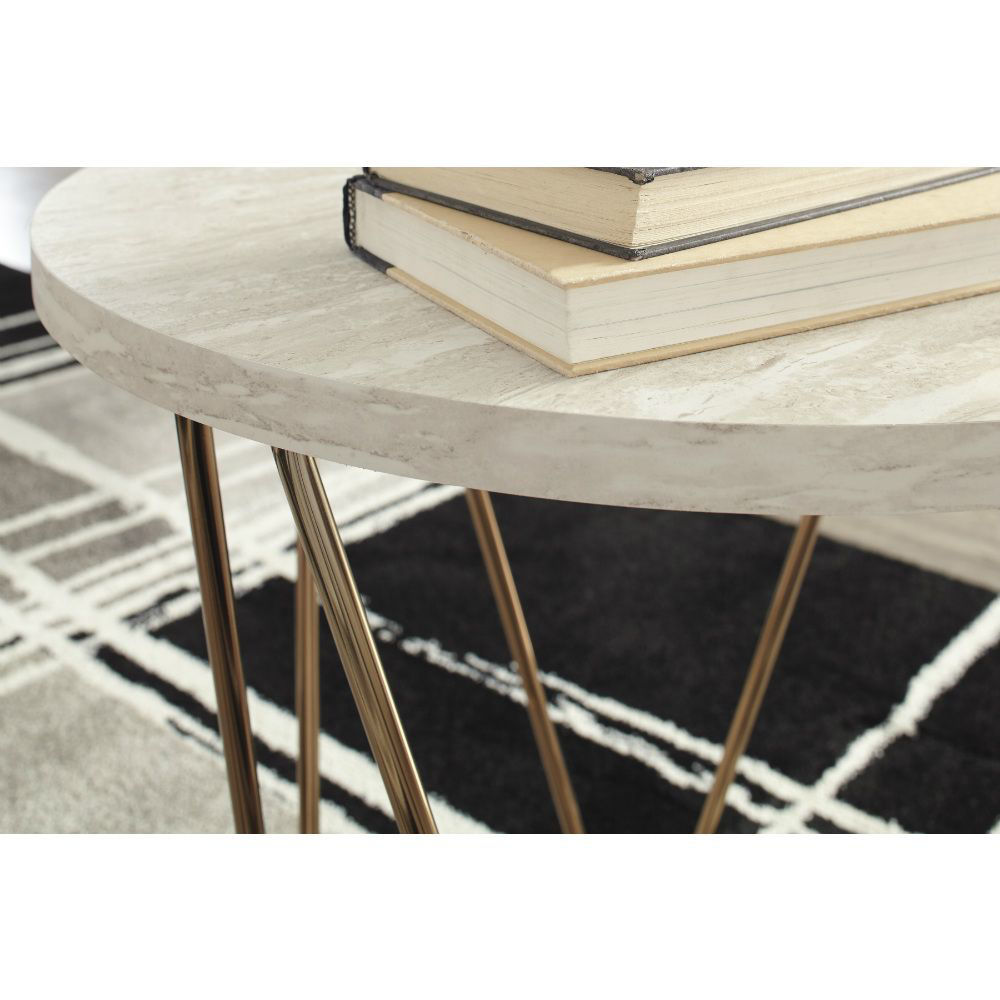 Gracie End Table - Lifestyle