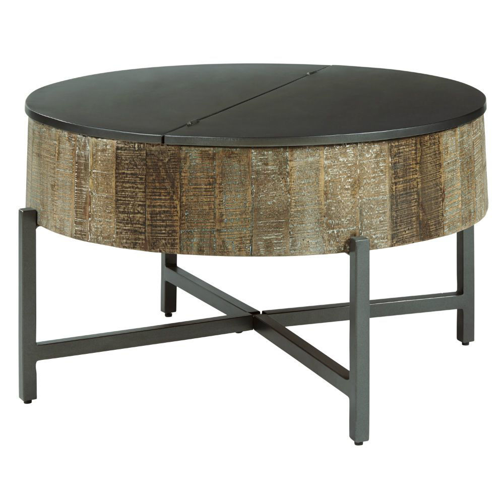 Lazer Round Cocktail Table