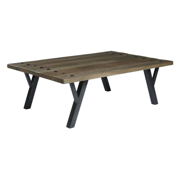 Urban Plank Cocktail Table