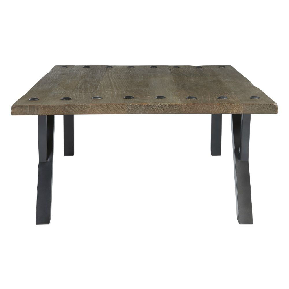 Urban Plank Cocktail Table - Side