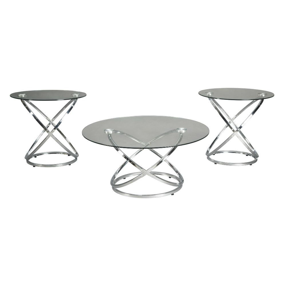 Valley Cocktail Table & 2 End Tables