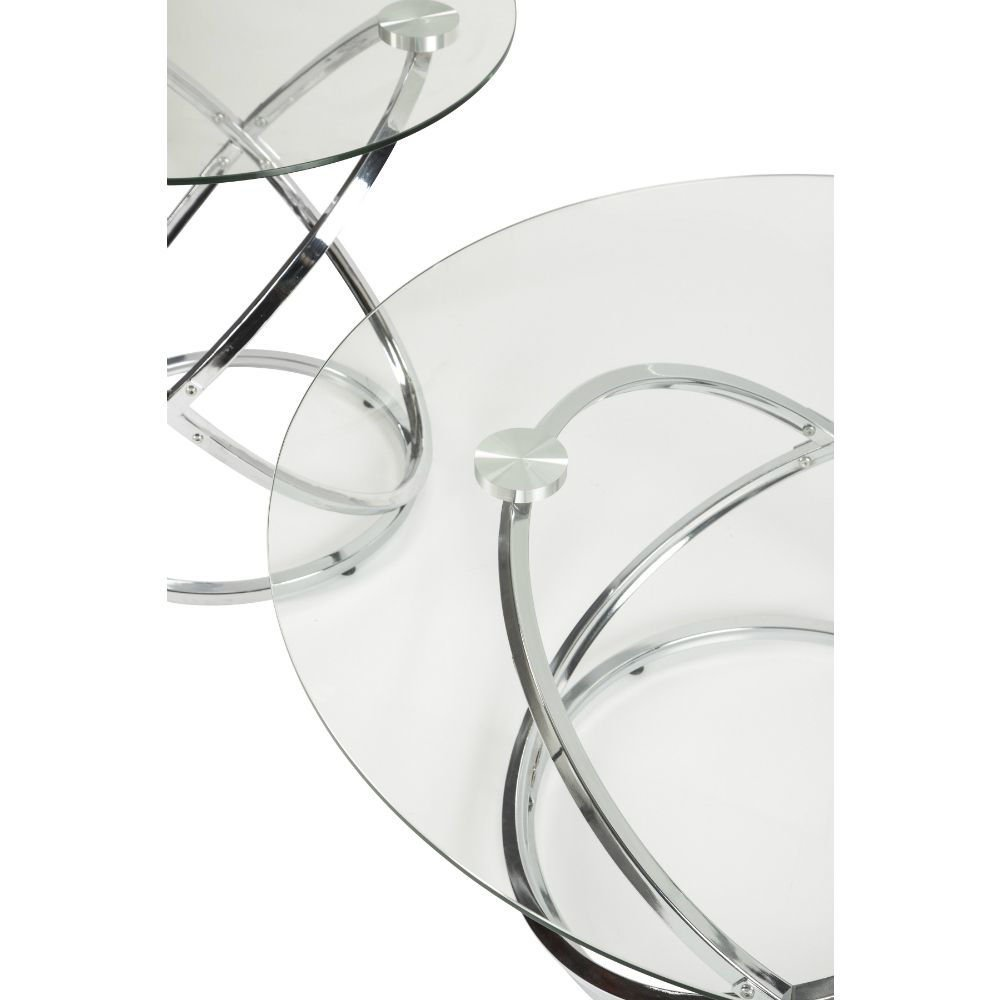 Valley Cocktail Table & 2 End Tables - Mood
