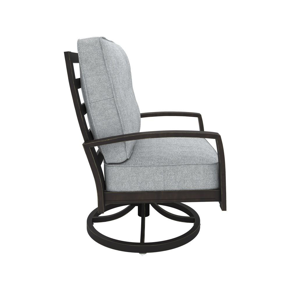 Bel-Air Swivel Chair - Side