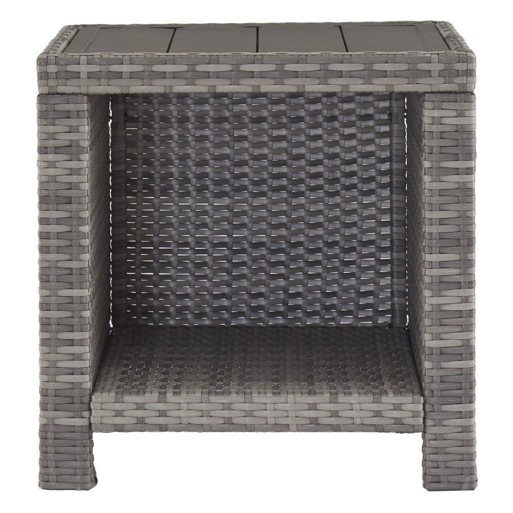 Boston Outdoor End Table - Front
