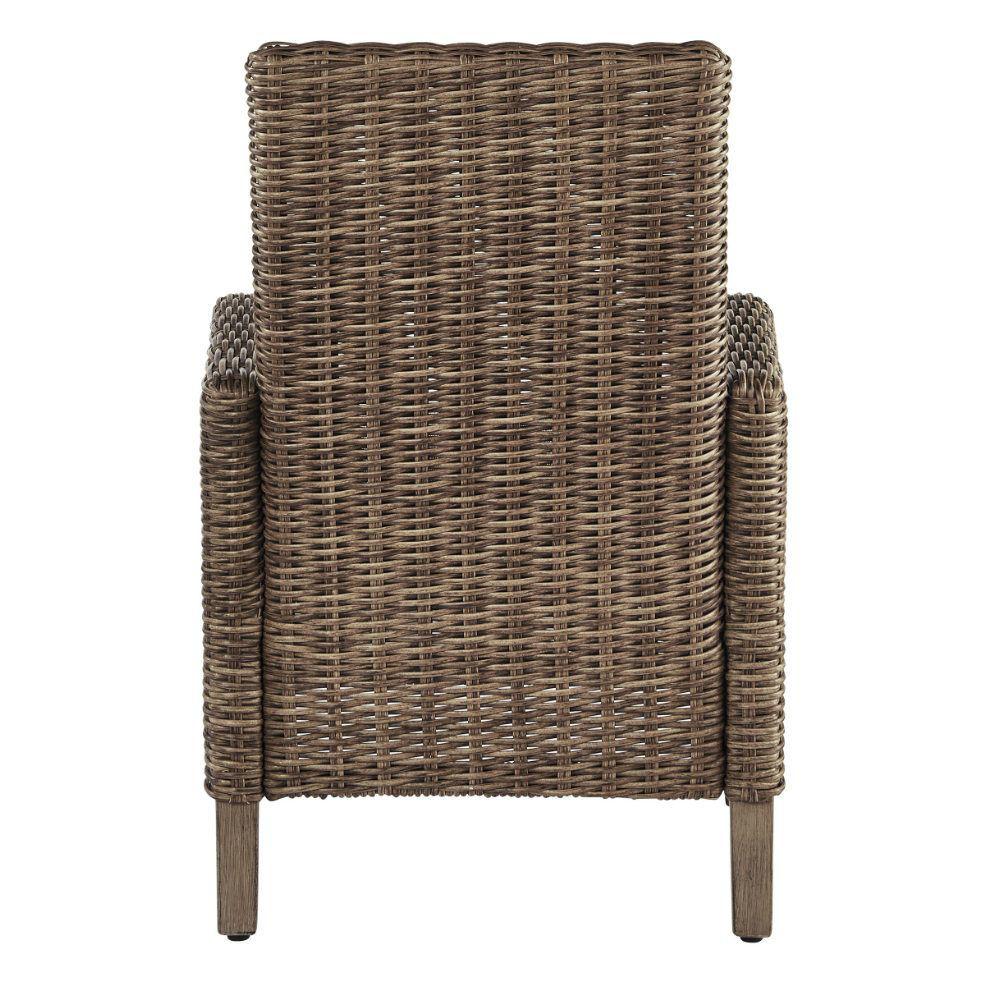 Milan Outdoor Arm Chair - Rear