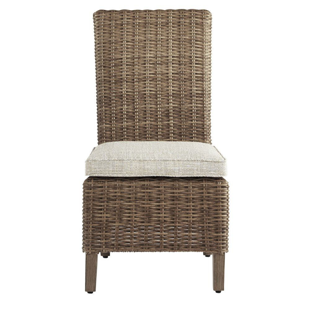 Milan Outdoor Side Chair - Front