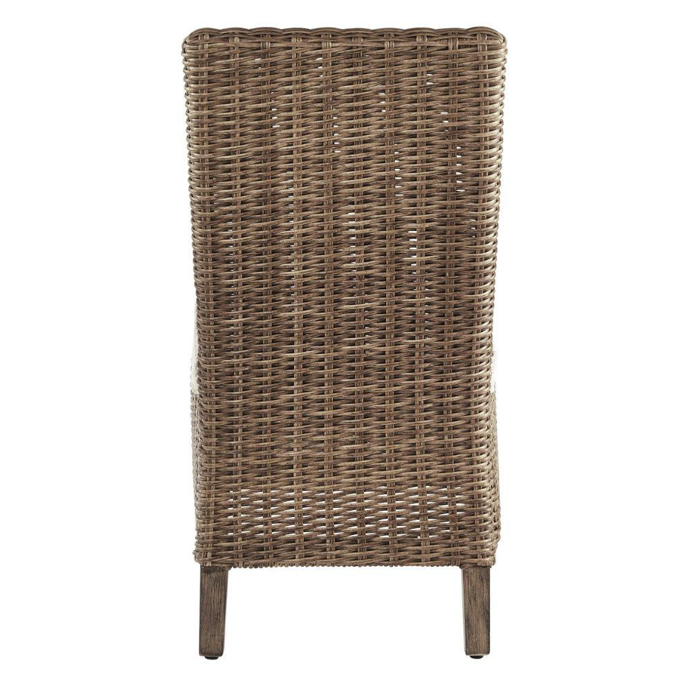 Milan Outdoor Side Chair - Rear