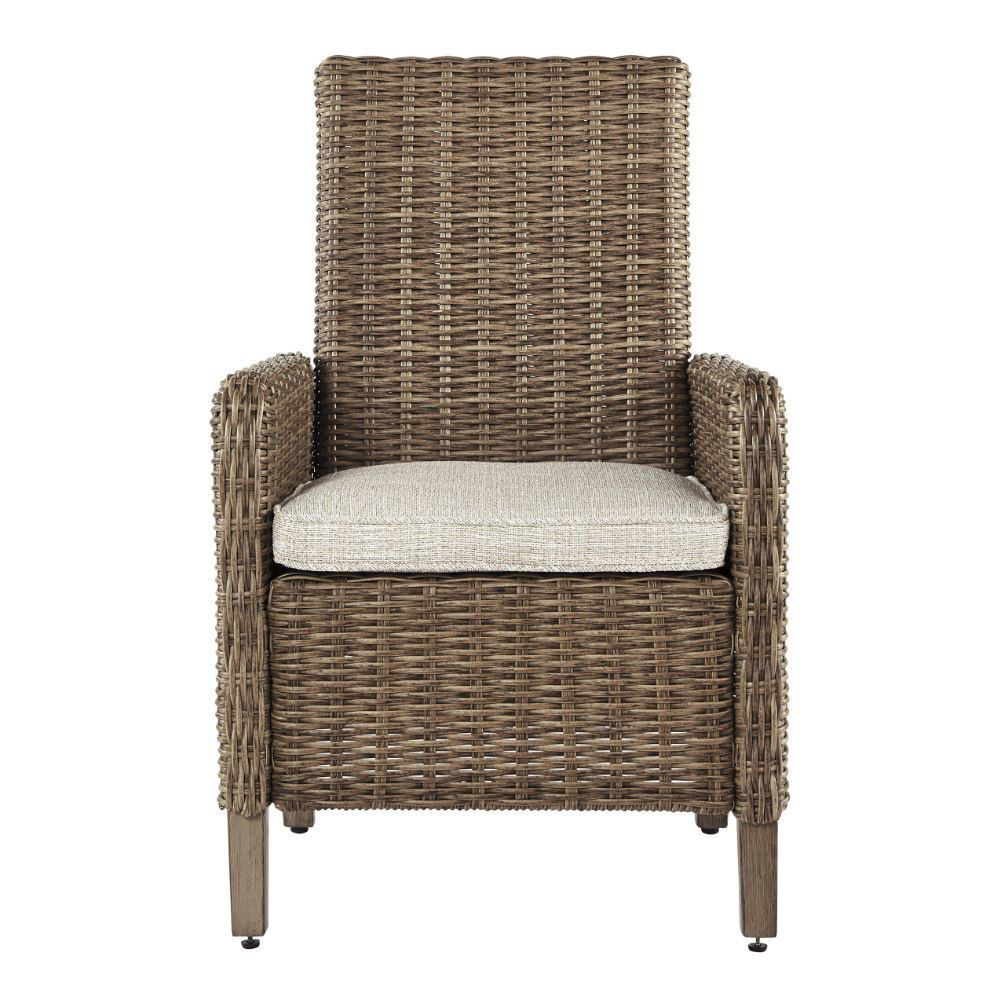 Milan Outdoor Arm Chair - Front