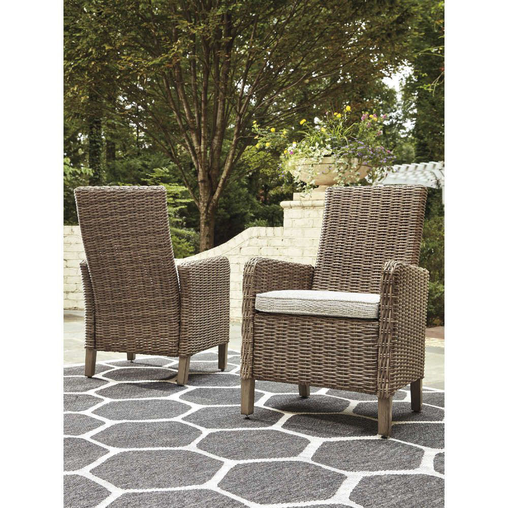 Milan Outdoor Arm Chair - Lifestyle Pair