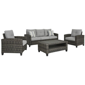 Tacoma 4-Piece Outdoor Seating Set