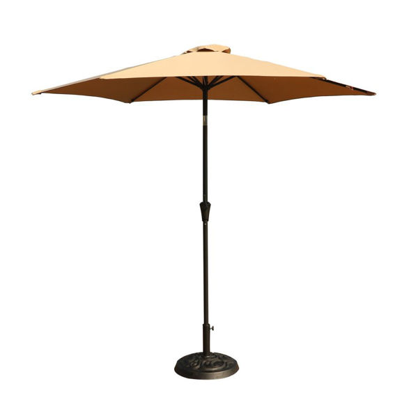 9' Umbrella - Taupe