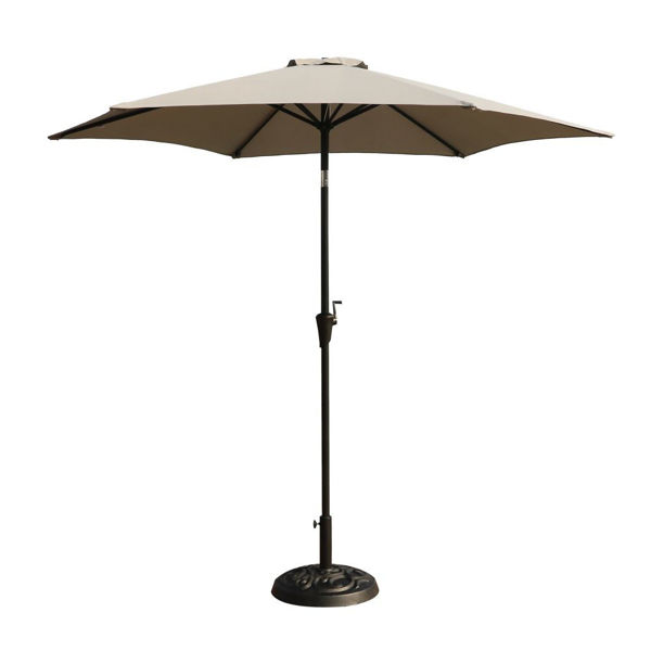 Picture of Umbrella 9' - Gray