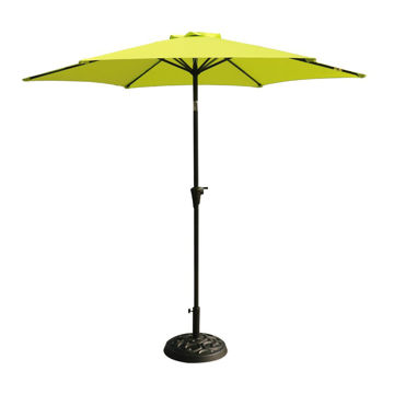 9' Umbrella - Lime Green