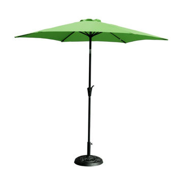 9' Umbrella - Green