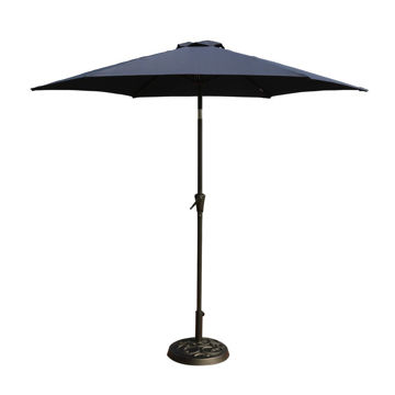 9' Umbrella - Navy Blue