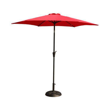 9' Umbrella - Red