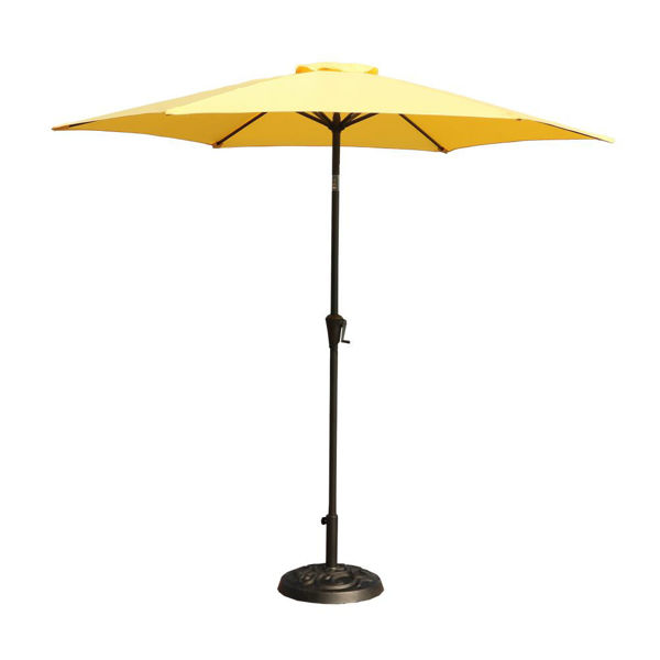 9' Umbrella - Yellow