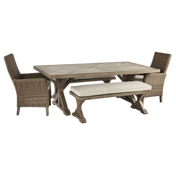 Picture of Milan 6-Piece Outdoor Dining Group