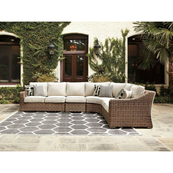 Milan Outdoor Sectional