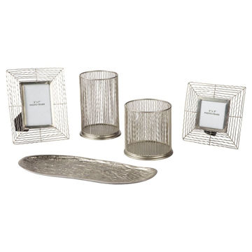 Fauna 5-Piece Accessory Set
