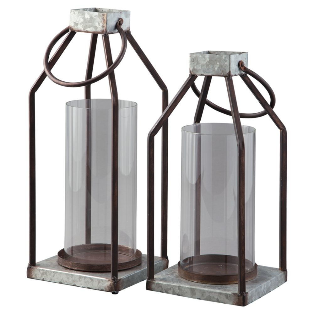 Tillo Lanterns - Set of 2