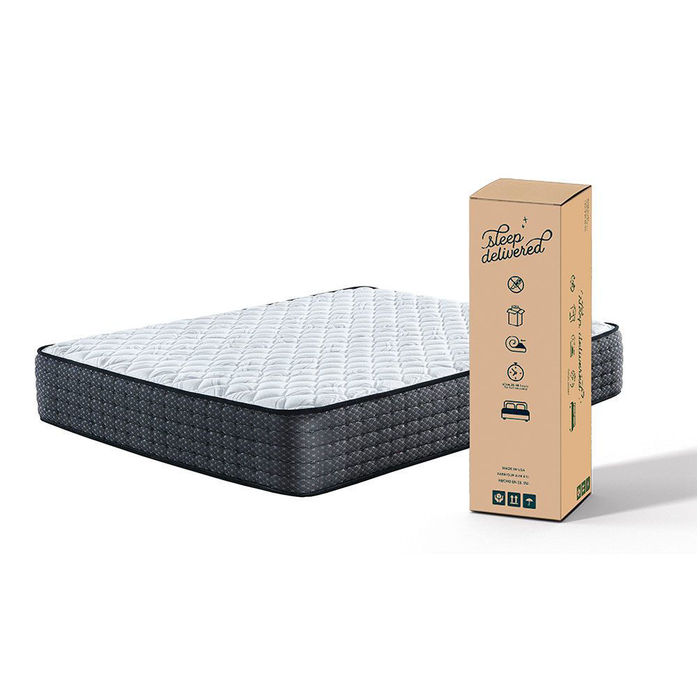 Atlas Edition Firm Bed-in-a-Box - Queen - Box