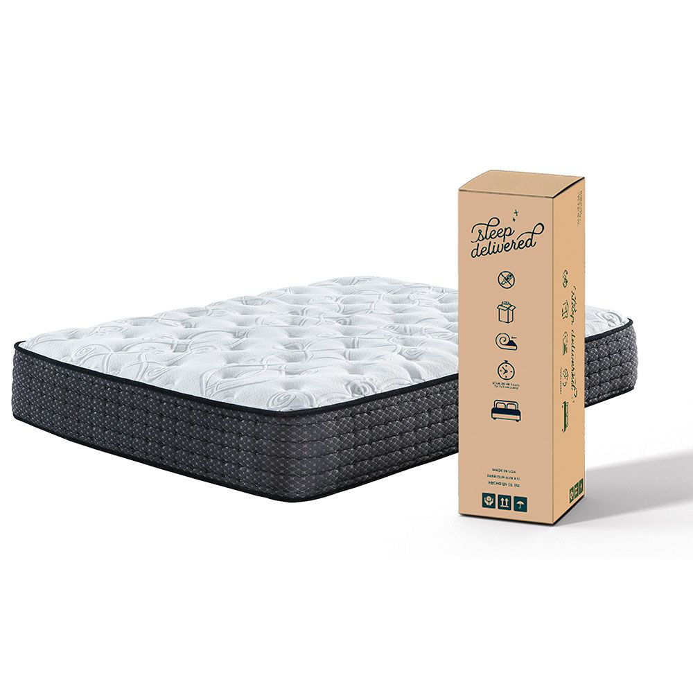 Picture of Atlas Edition Plush Bed-in-a-Box - Twin