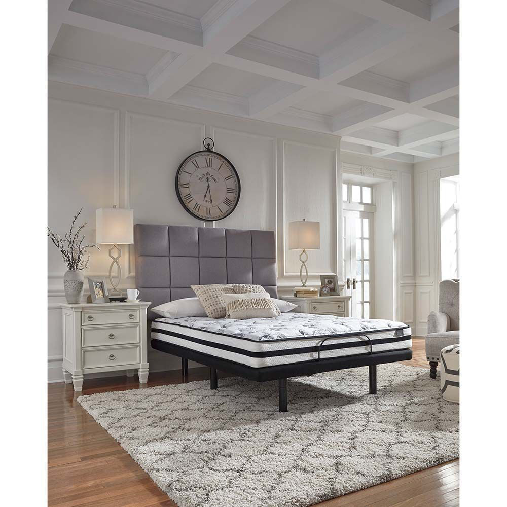 """Andes 8"""" Hybrid Bed-in-a-Box - King - Lifestyle"""
