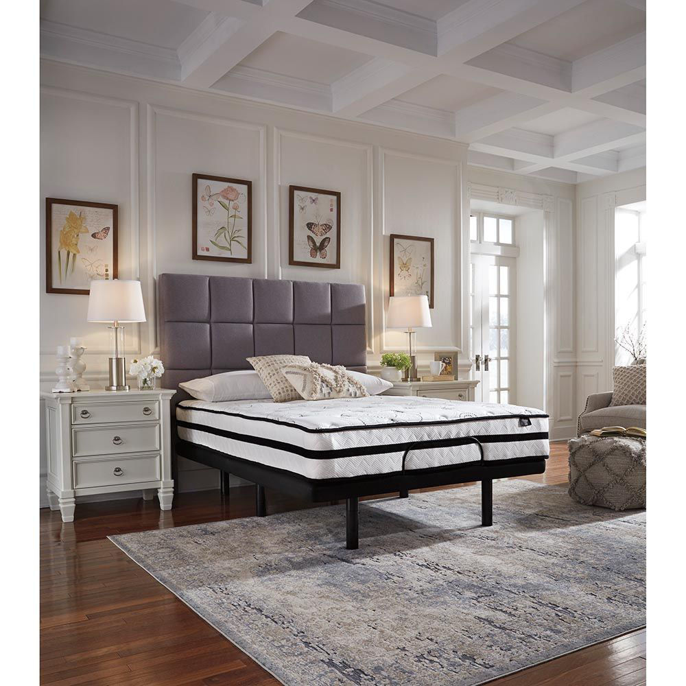"""Cascade 10"""" Cushion Firm Bed-in-a-Box - King - Lifestyle"""