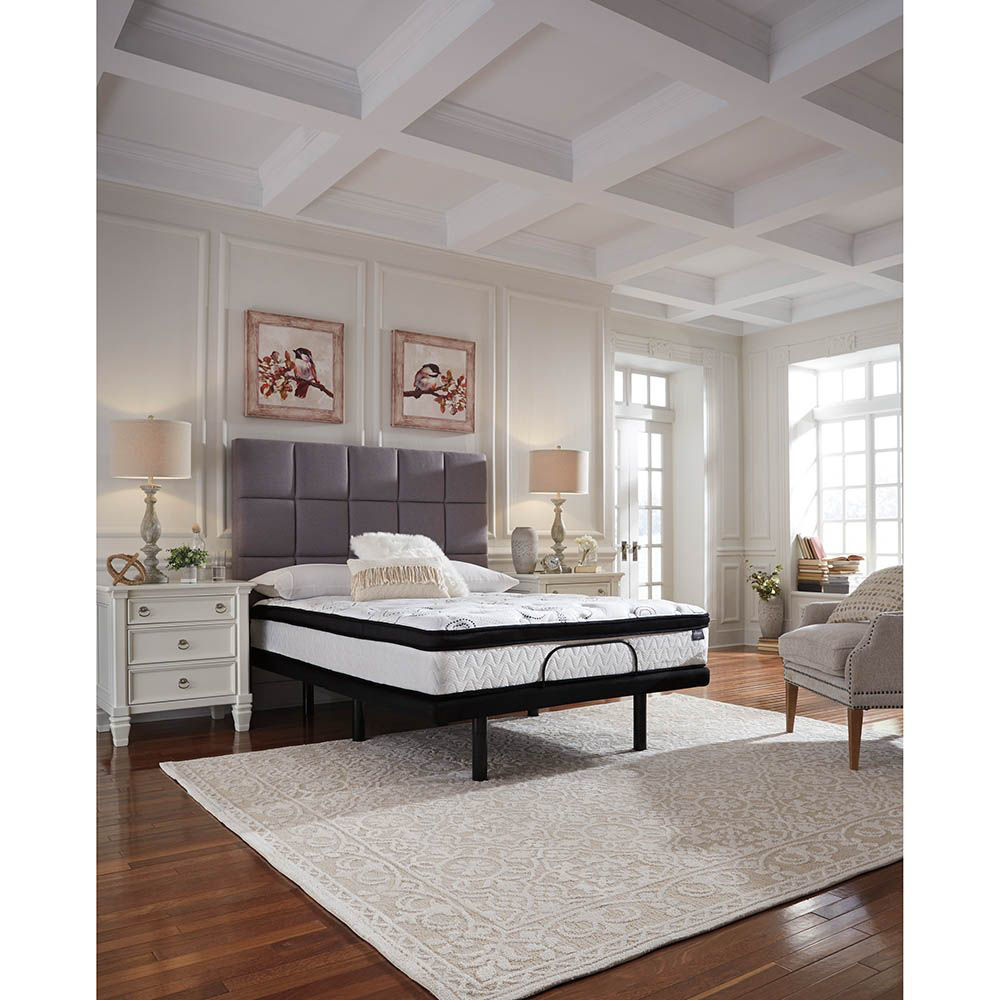 """Everest 12"""" Hybrid Bed-in-a-Box - King - Lifestyle"""