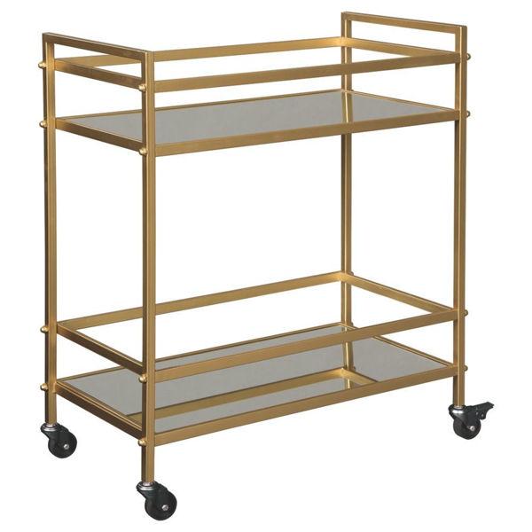 Clemens Bar Cart