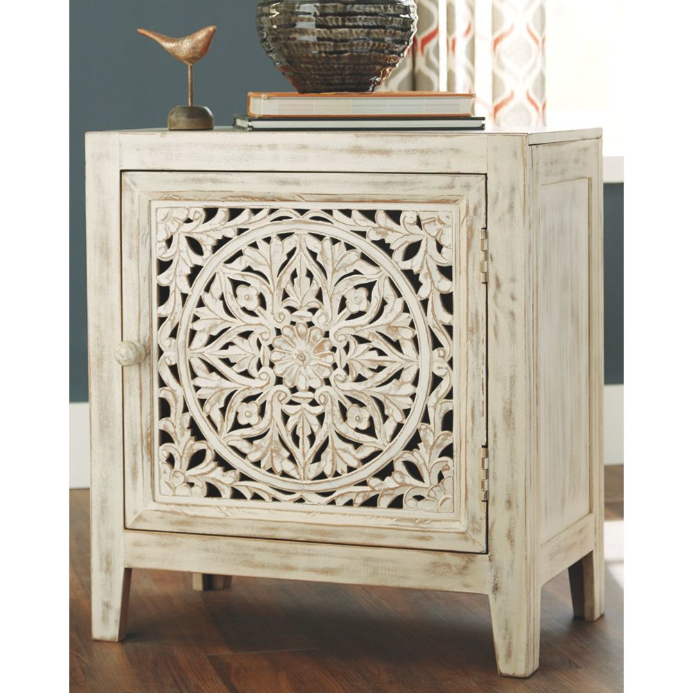 Foxhall Accent Cabinet - Lifestyle