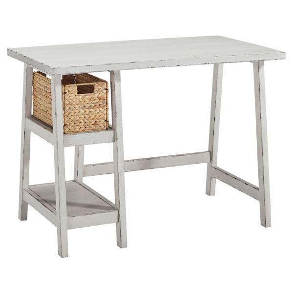 Miriana Small Office Desk - White