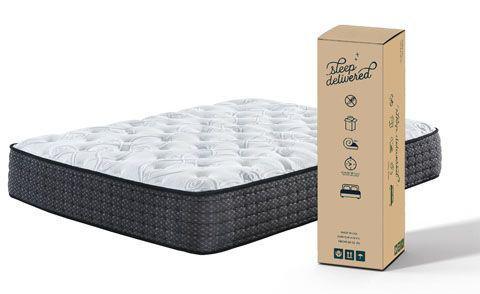 Atlas Edition Plush Bed-in-a-Box - Box