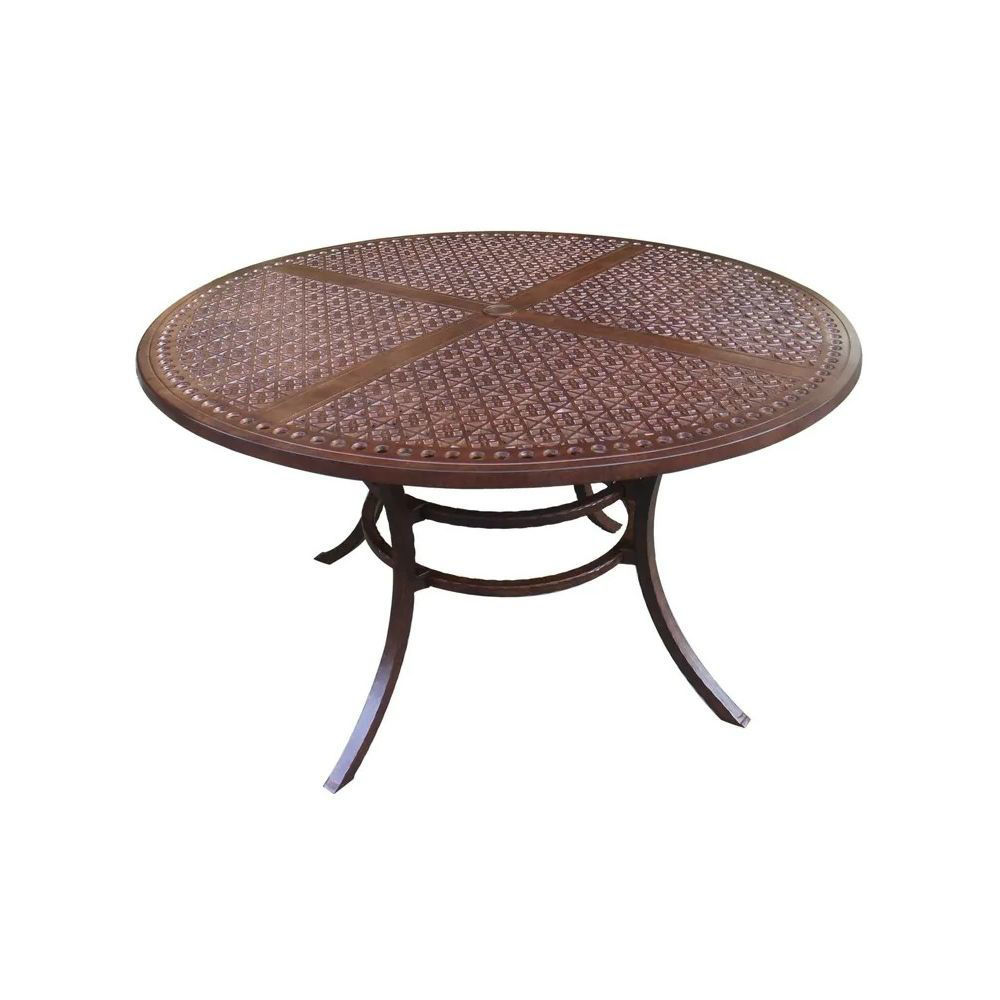 Santa Rosa Round Dining Table