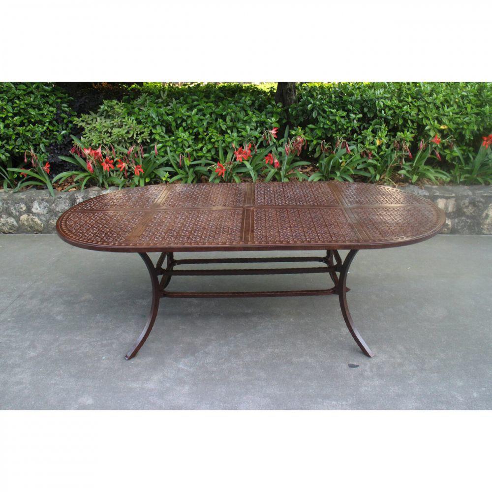 Santa Rosa Oval Dining Table