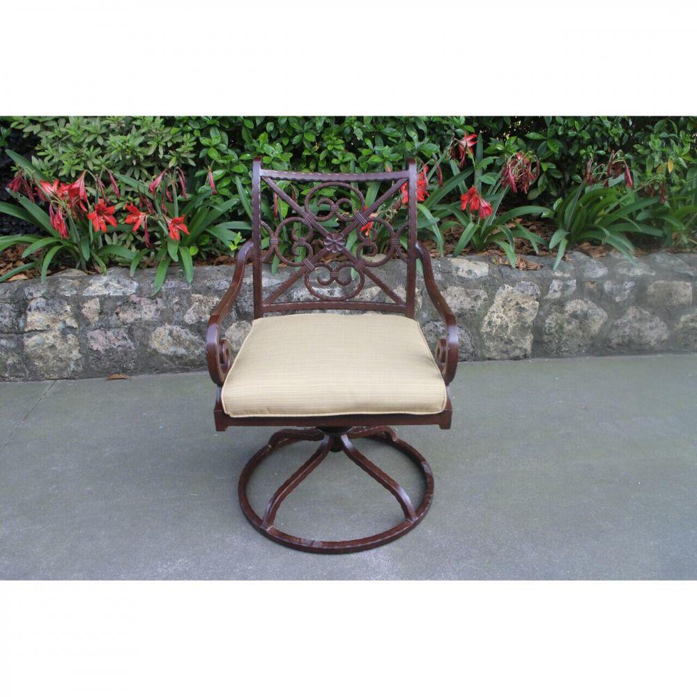 Santa Rosa Swivel Chair