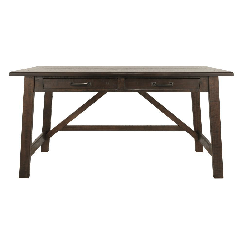 Baldridge Large Office Desk - Front