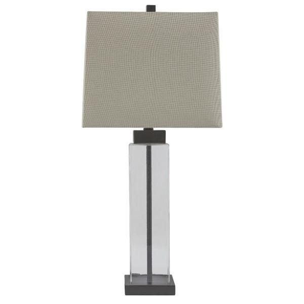 Alvaro Glass Table Lamp - Set of 2