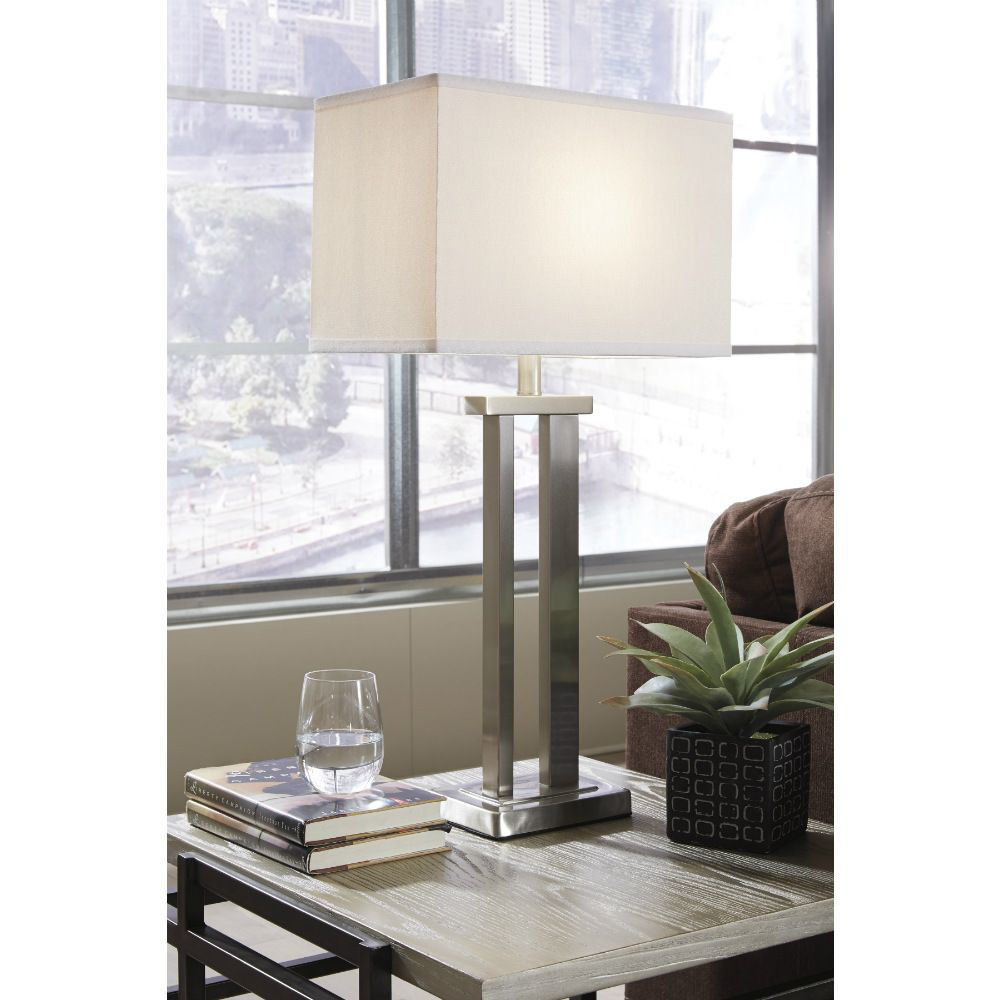Aniela Metal Table Lamp - Set of 2 - Lifestyle