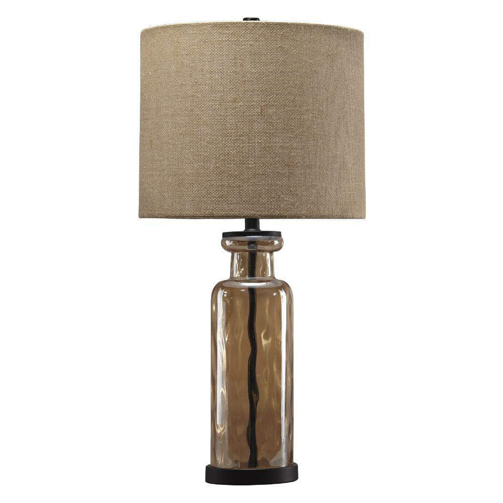 Lauren Glass Table Lamp - Set of 2