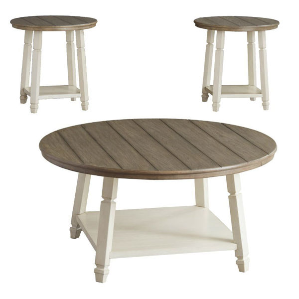 Bolan Occasional Tables - Set of 3