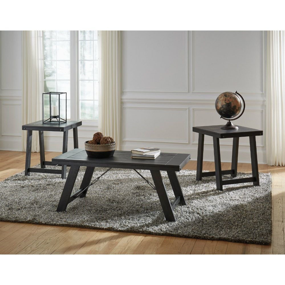 Brook Occasional Tables - Set of 3 - Lifestyle